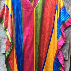 Vintage Winlar Striped Caftan